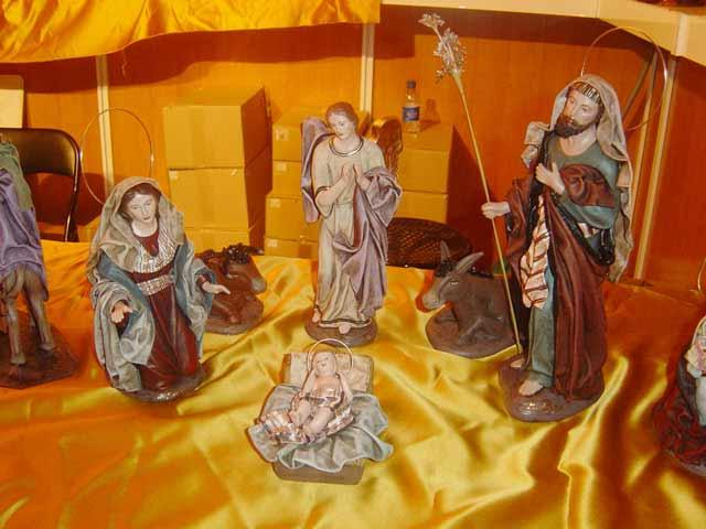 Mercadillo de Navidad en Murcia