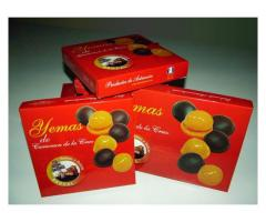 Yemas y dulces Brocal