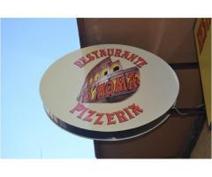D´Roma, pizzería, bocatería y hamburguesería