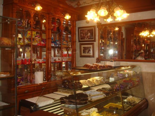 Confitería la Cañeta. Desde 1870