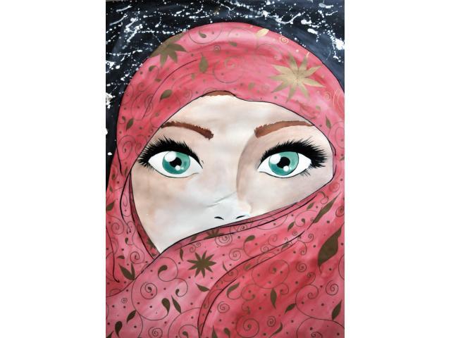 Woman´s Eyes
