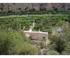 Casica Perintín, agroturismo en el Valle de Ricote o Valle Morisco