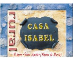 Casa Isabel Sierra Espuña
