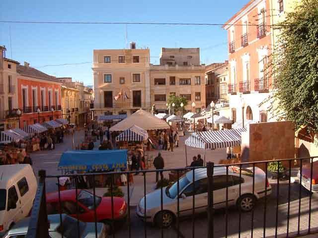 Mercado Artesanal Las Cuatro Plazas