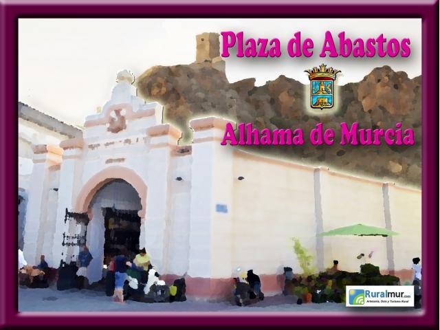 Mercado de Abastos de Alhama