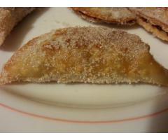 Empanadillas al Ron
