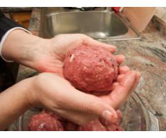Cocido de pavo con pelotas murciano