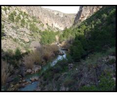 Cañón de Almadenes- Senda de la Mulata