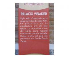 Palacio Vinader