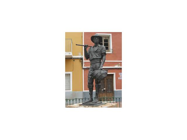 Huertano Torreño. Monumento