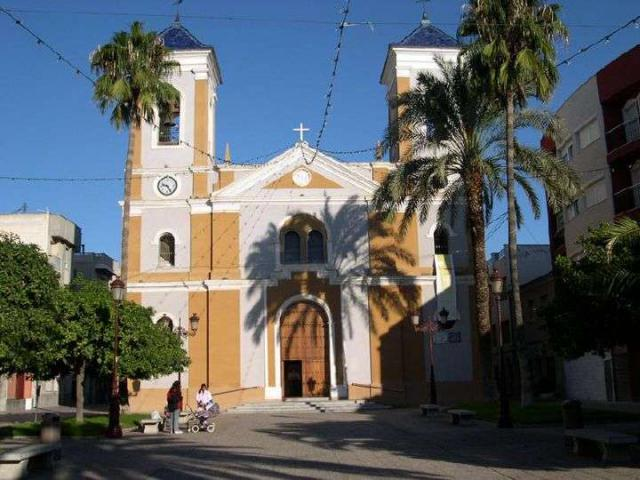 Iglesia y Convento Nuestra Señora del Rosario
