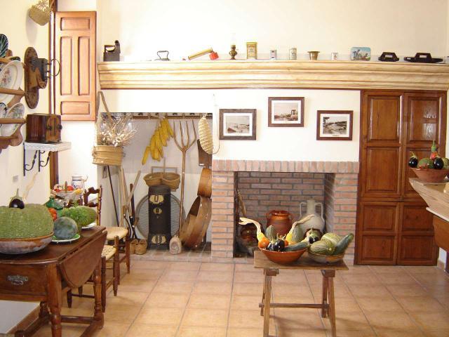 Conjunto casa ermita, noria y museo etnográfico Carlos Soriano de Molina de Segura