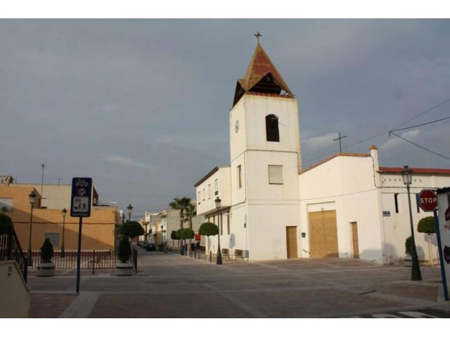Iglesia del Llano