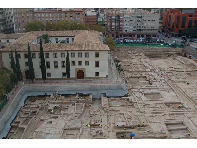 Palacio de San Esteban en Murcia