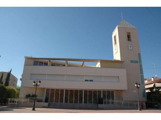 Iglesia San Vicente Mártir