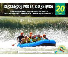 Descensos del Rio Verano