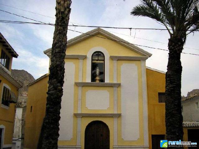 Iglesia de San Agustín de Ojós