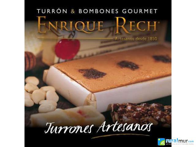 Turrones Gourmet Enrique Rech