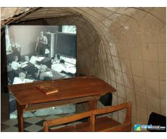 Refugio/museo de la guerra civil de Cartagena