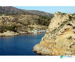 Monte de Galeras y La Algameca