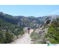 Mountain Bike en Valle de Ricote