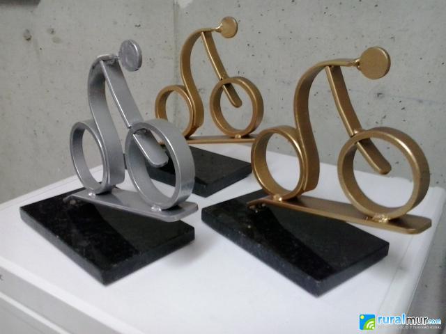 Trofeos artesanales