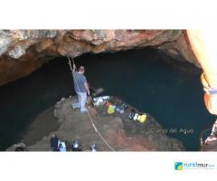 Isla Plana - Cabezo del Horno - Cueva del Agua
