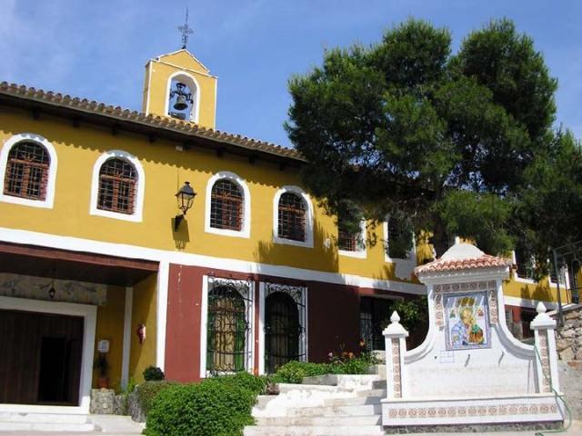 Santuario de la Virgen del Oro
