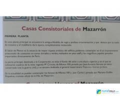 CASAS CONSISTORIALES O ANTIGUO EDIFICIO DEL AYUNTAMIENTO