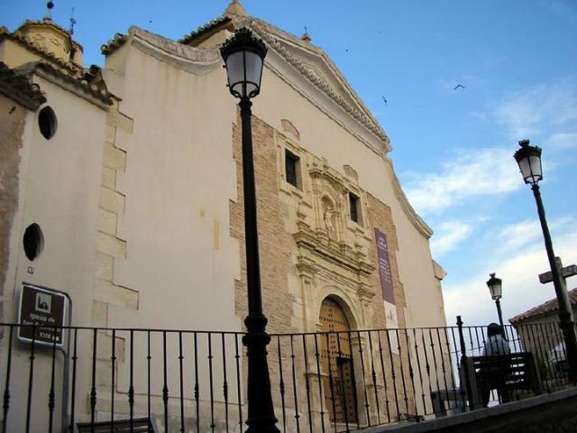 Iglesia de Ricote
